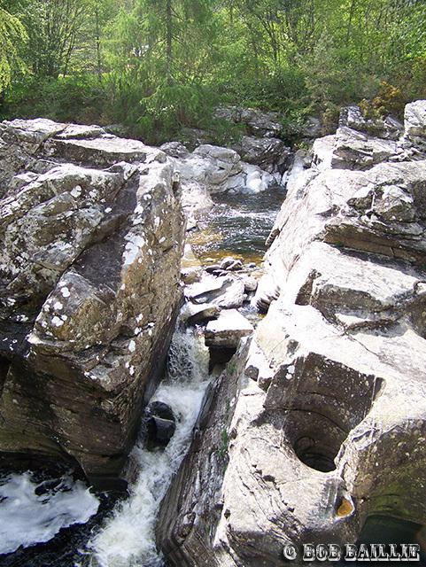Invermoriston Falls