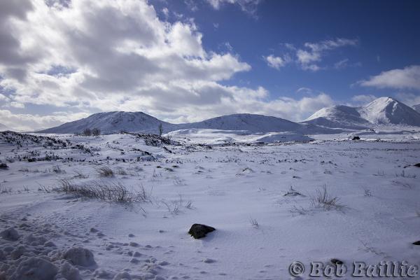 Snow in Glencoe 3