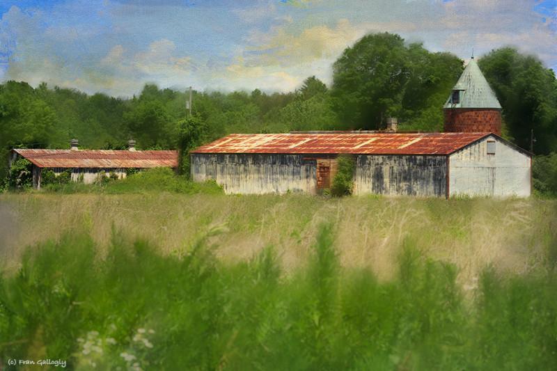 Old barn in Wingdale, NY