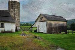 Farm Buildings in Dover Plains, NY