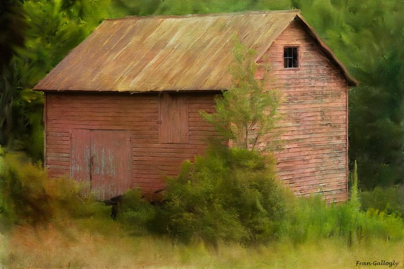 Old Barn in Ellenville