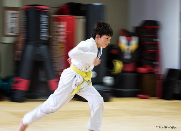 Karate Charge