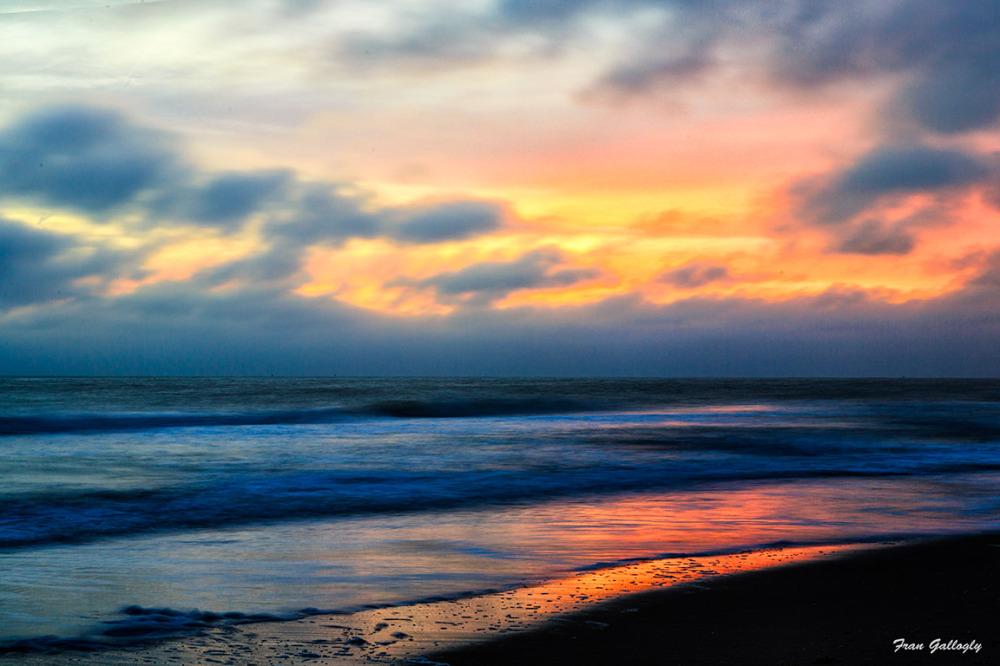 Dawn at Pepper Beach