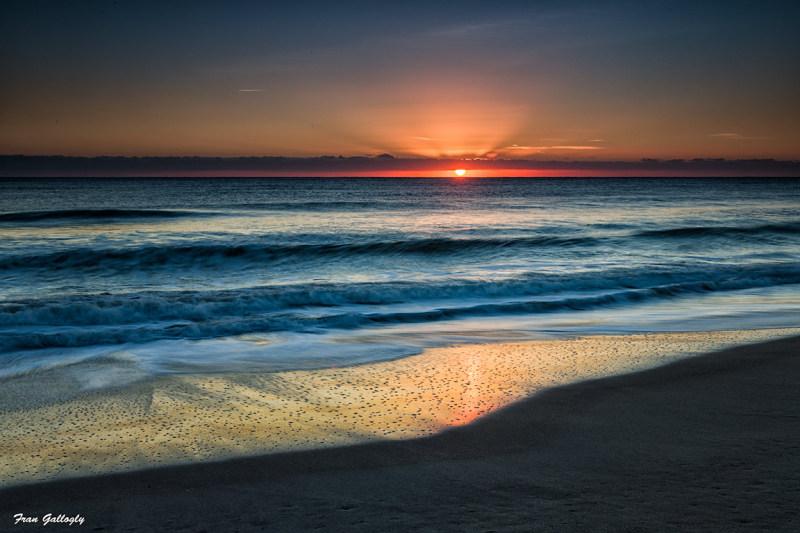 Dawn at Pepper Beach, Hutchinson Island, Florida