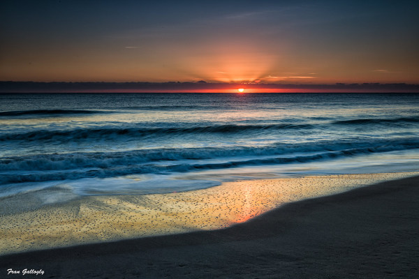 Dawn at Pepper Beach, Hutchinson Island, Florida