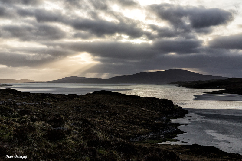 Sunset, Isle of Harris