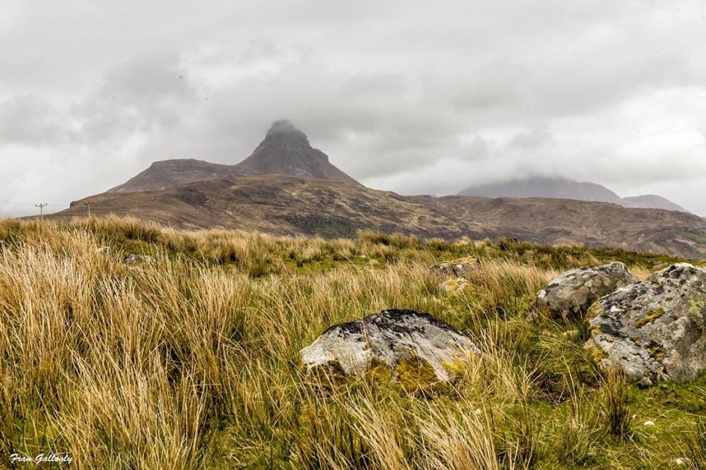 Suilven Mountain