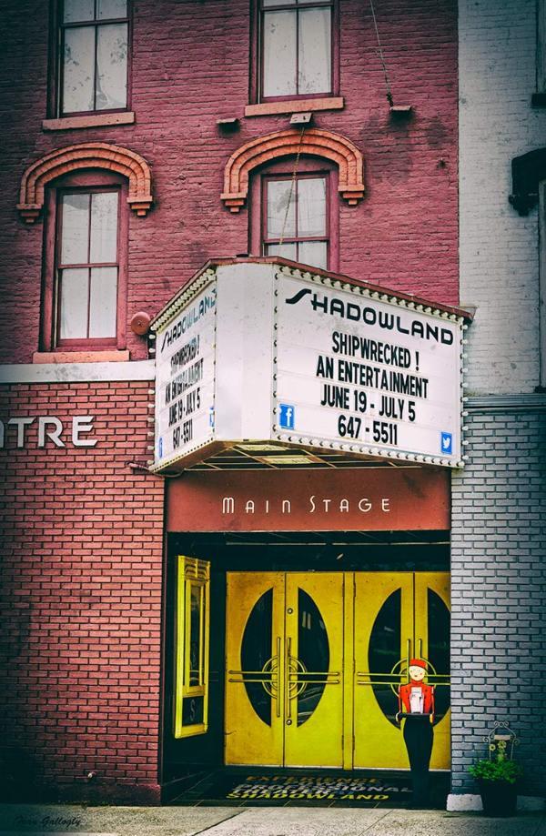 Historic Shadowland Theatre, Ellenville, NY