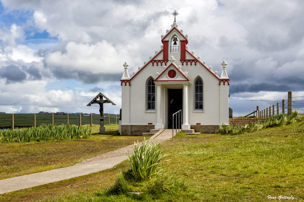 Italian Chapel, Orkney Islands