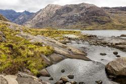 Loch Coruisk in the Cullin Mountains