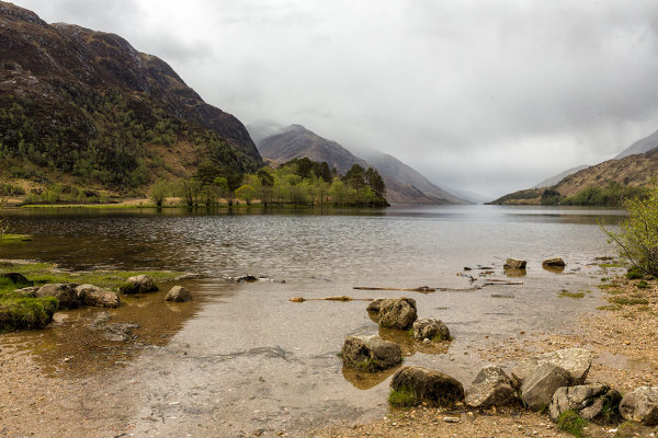 Beautiful Loch Shiel