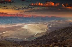 Sunrise, Dante's View