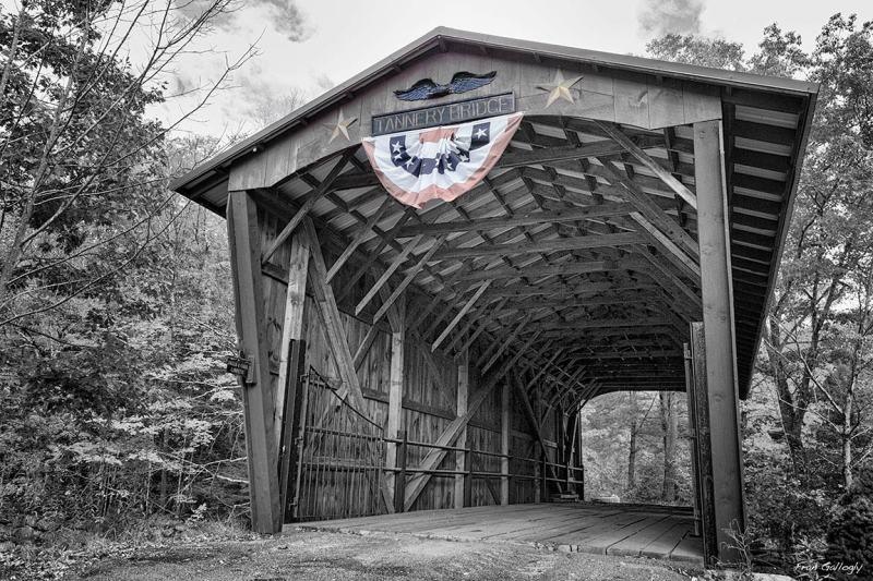 Tannery Covered Bridge