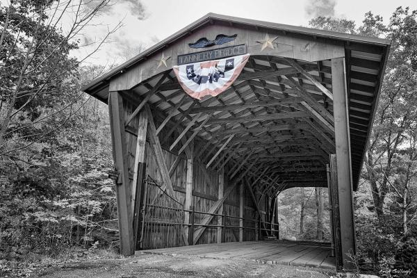 Tannery Covered Bridge