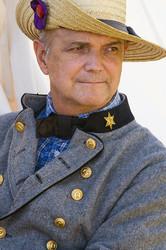 Confederate Commander
