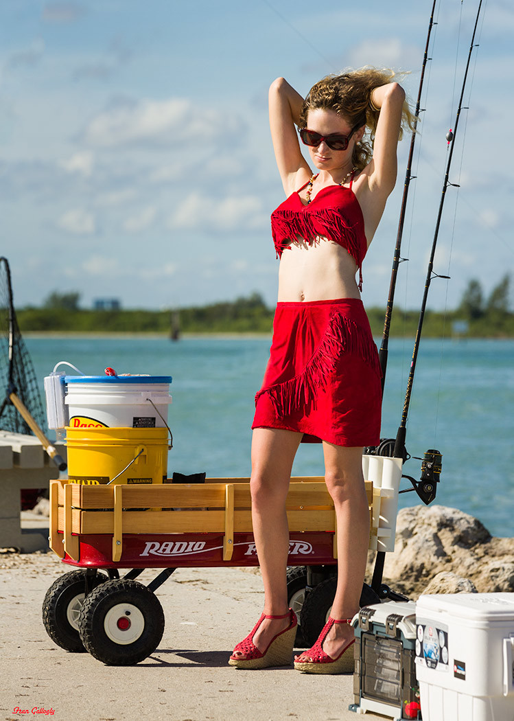 Fishing in Style