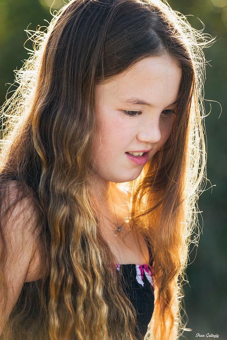 Beautiful Granddaughter