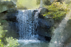 Huddlestone Cascade