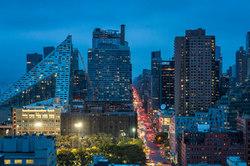 Manhattan Nightscape
