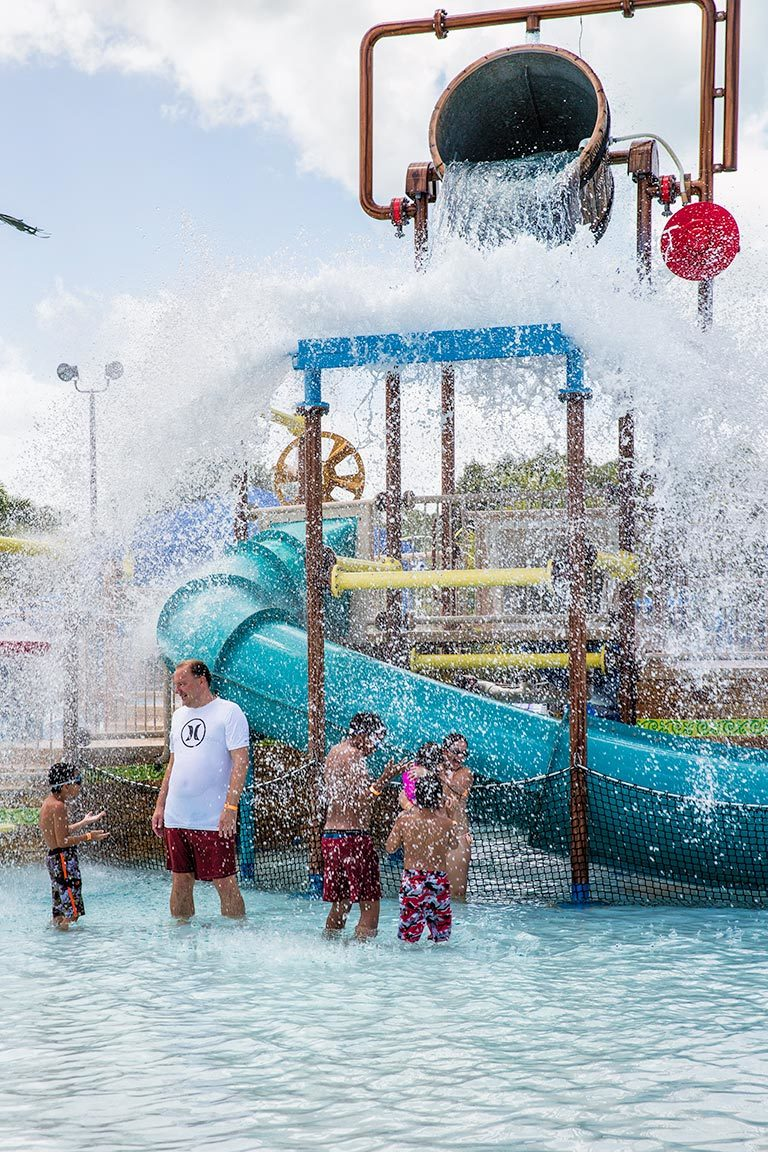 Waterpark in Stuart Florida