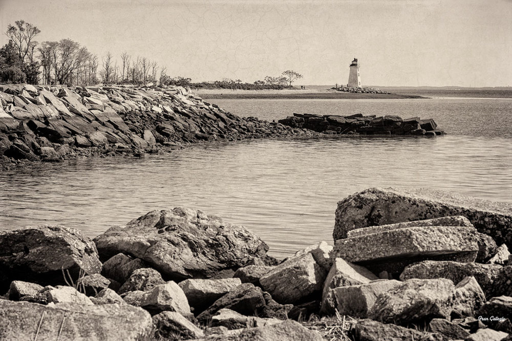 Black Rock Harbor lighthouse, Bridgeport, CT