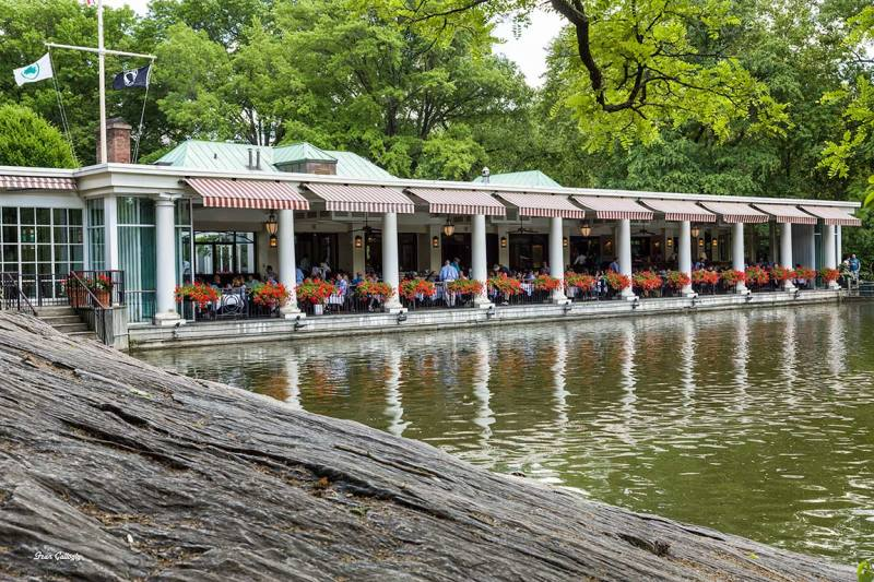 Loeb boathouse in NY