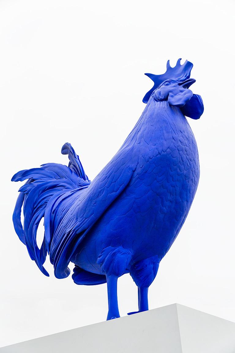 Hahn/Cock sculpture in Minneapolis Sculpture Garde