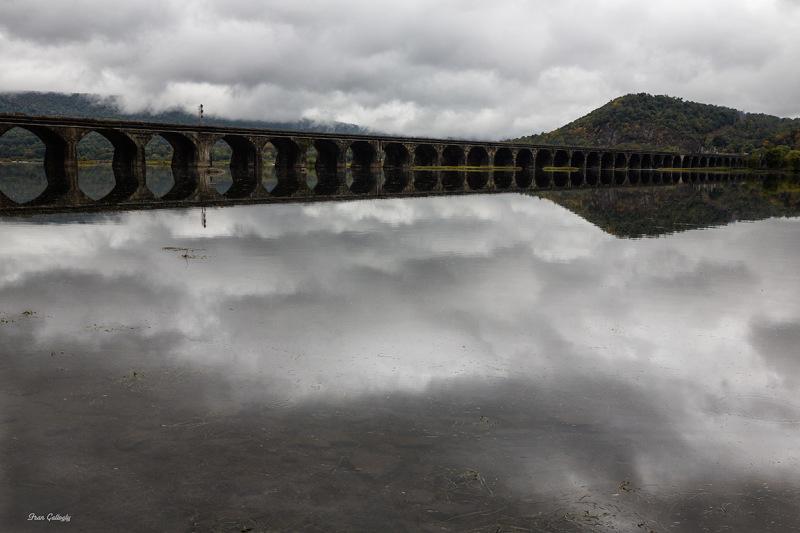 Rockville Railroad Bridge near Harrisburg