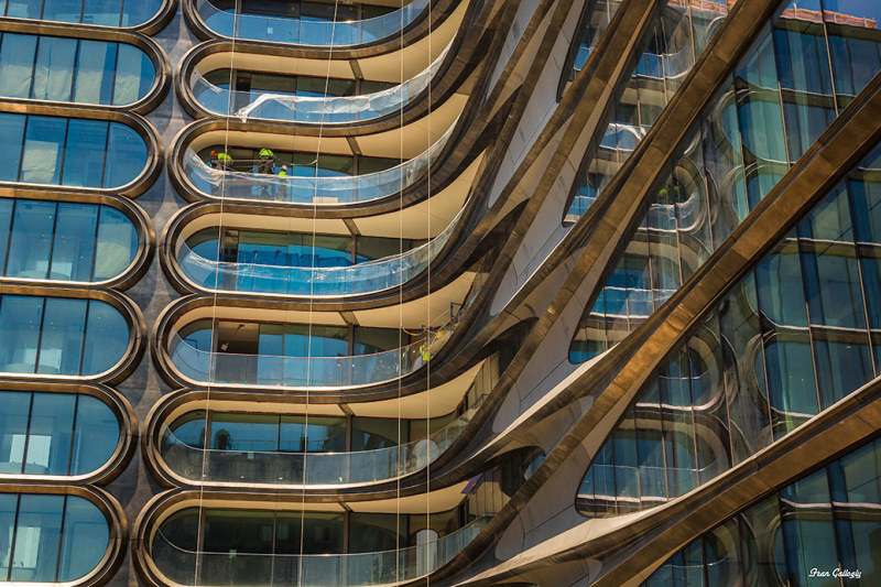 Futuristic residence by Zaha Hadid in NYC