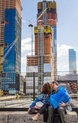 Lovers, Hudson Yards, High Line, NYC