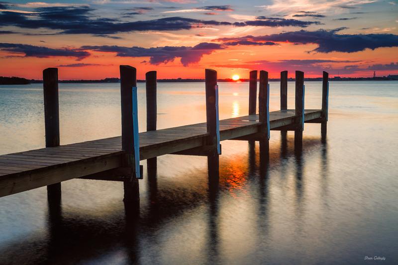 Sunset, Hutchinson Island FL