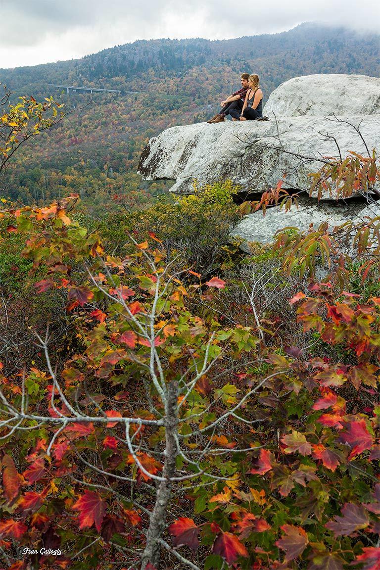 Rough Ridge on the Blue Ridge Pkwy, VA