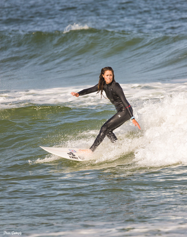 Beauty on Surfboard, Florida