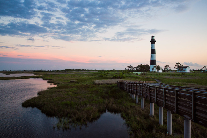 Bodie Lighthouse, Naps Head, Outer Banks, NC,Cape