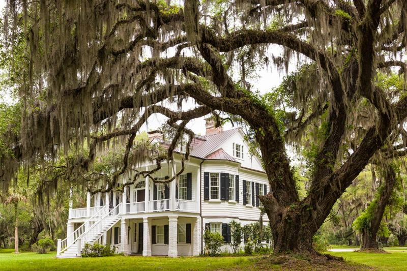 Grove Plantation House at Ernest F. Hollings ACE B