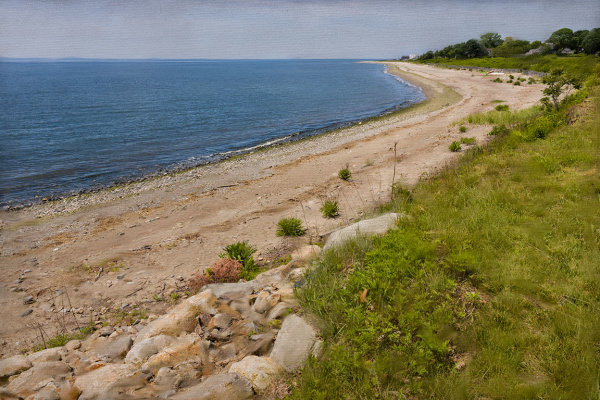 Russian Beach, Stratford CT