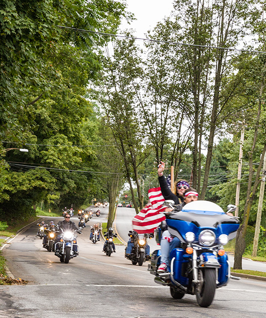 CTUnitedRide to remember 9/11 victims in Connectic