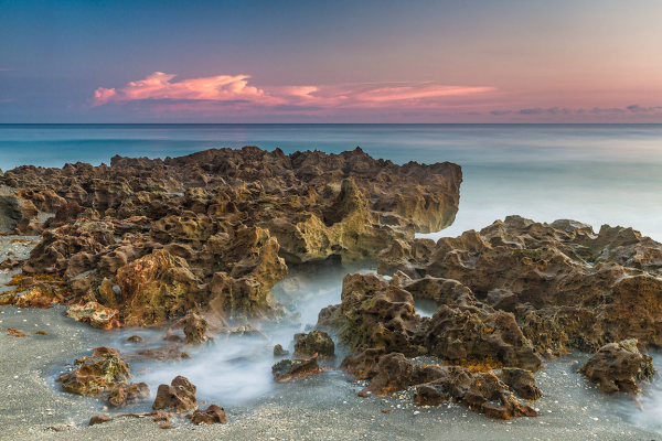 Sunrise, Coral Cove