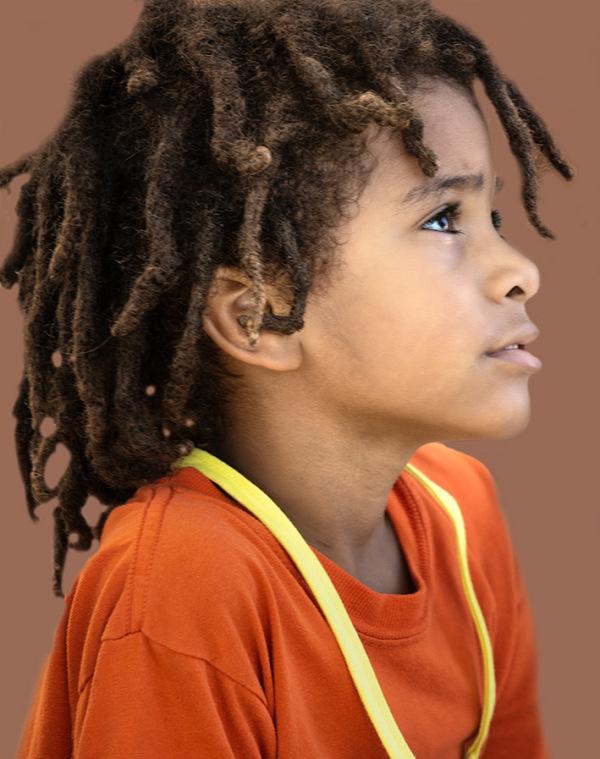 Boy at Lemonade Stand, Fort Pierce FL