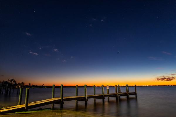 Jupiter-Saturn Convergence,Florida,planets