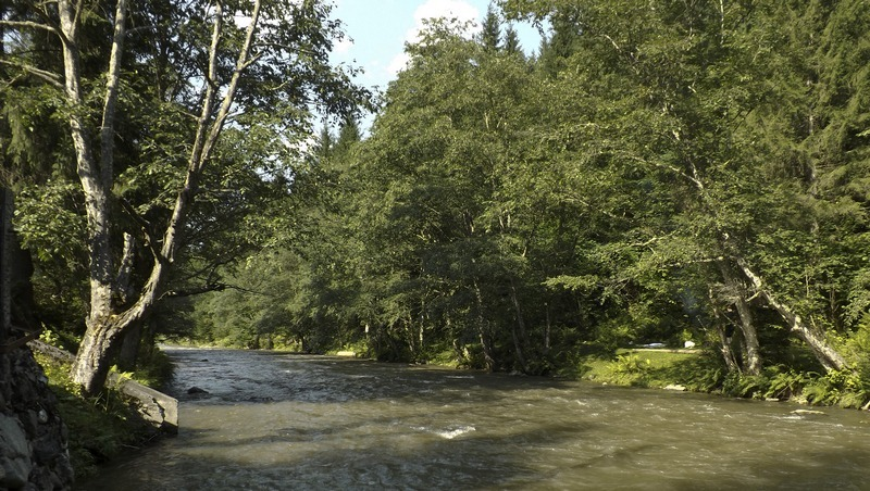 69 (Pârâul Neagra - Black Creek)