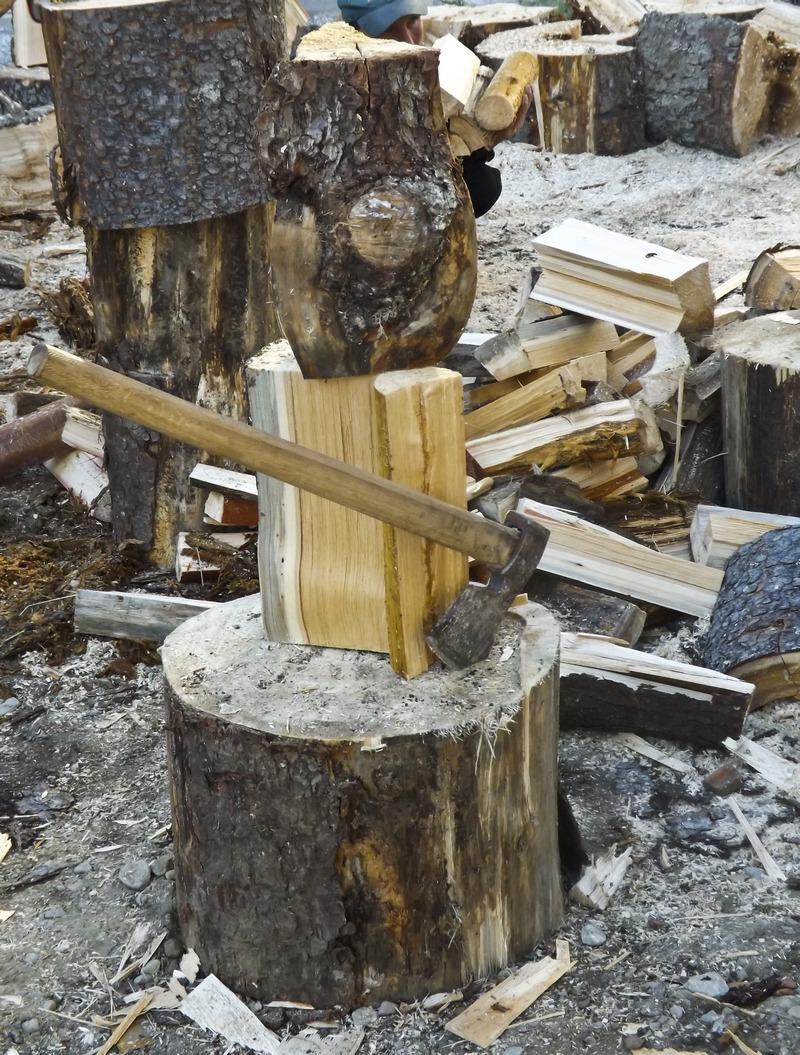 166 (Lumberjacks VIII)