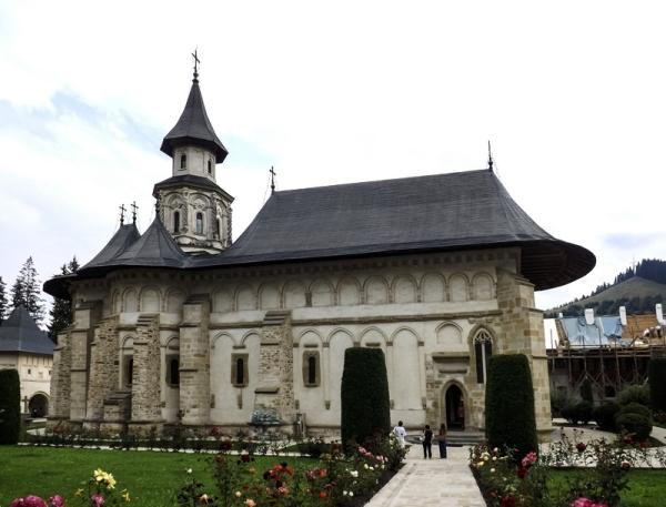 515 (Putna Monastery - Romania)