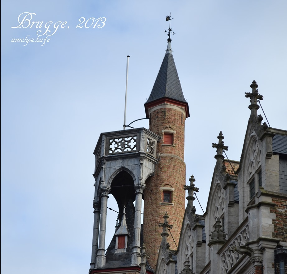 one day in Brugge