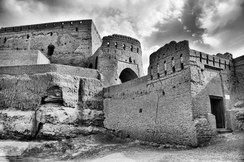 Nain Castle,Iran,Yazd,Meybod