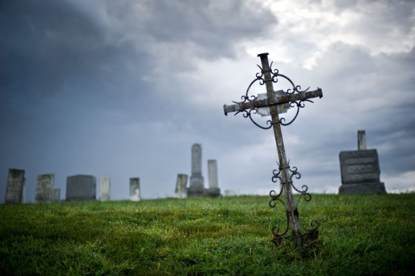 German Grave, Weston MO