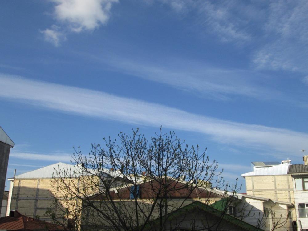 ابرهای دوست داشتنی