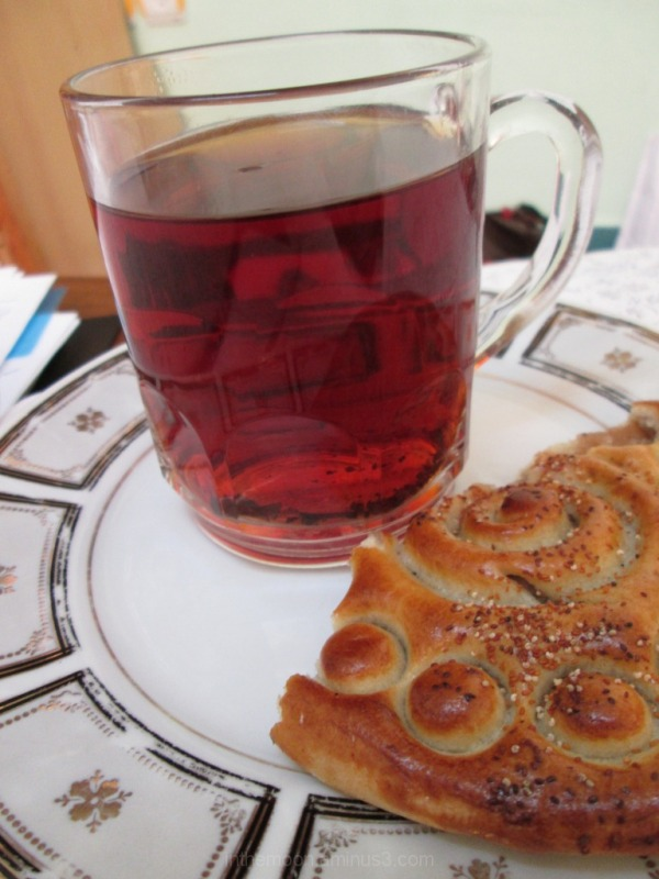 در ستایش چای! .... In Praise of Tea!