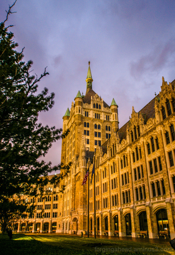 SUNY Administration Building