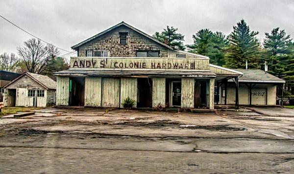 Abandoned Hardware Store